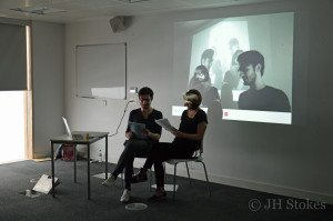 Jakub Ceglarz and Anastasia Starikova - H/S Conversations