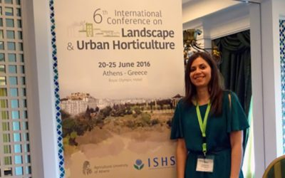 6th International Conference on Landscape and Urban Horticulture