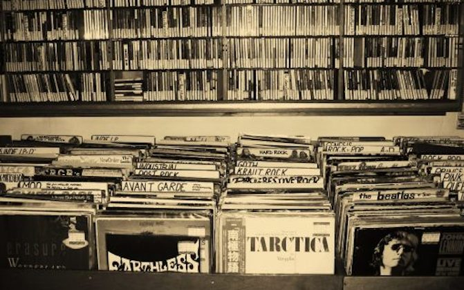 Riffs: Experimental writing on popular music