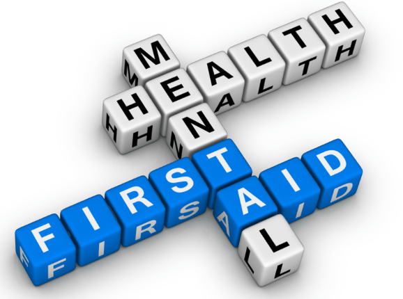 Mental Health First Aid Training by Dr Greg Dunn