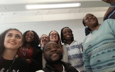 My Erasmus Experience: Lade Atofojomo