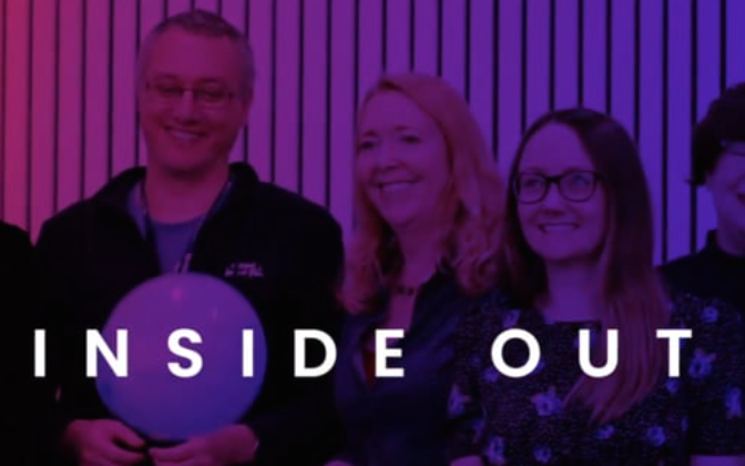 Inside Thoughts Out There! Reflections on Inside//Out Festival by Harriet Carter